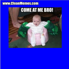 Hulk Baby   Clean Memes – The Best The Most Online via Relatably.com