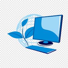 Bilgisayar Logo İnternet, Bilgisayar İnternet, mavi, bilgisayar Ağ, metin  png