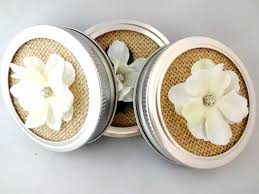 Decorative Mason Jar Lids Decorative Mason Jar Lids Burlap Mason Jar Lid Insert Small 7
