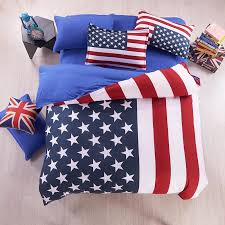 free american pie uk flag twin full queen size bedding set the union jack duvet cover without filling home textile in bedding sets from home
