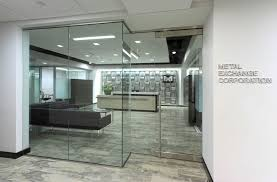office reception. Brilliant Reception St Louis Office  Reception Metal Exchange Corporation For