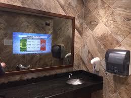 bathroom best tv mirrors for bathroom room design ideas best at interior designs best tv