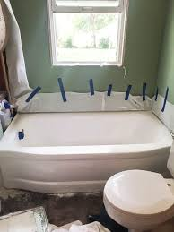 How To Paint A Bathtub Easily & Inexpensively! - My Creative Days