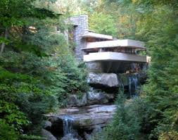 Frank Wright is one of America's most famous architects. He designed a very  special house for his client that is constructed over a waterfall and the  home ...