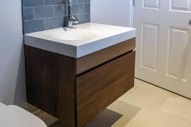 modern cube bathroom sink
