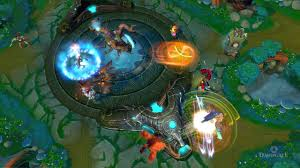 evolving moba developing dawngate with its players