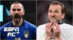 Italy vs. England FINAL: The two best ...