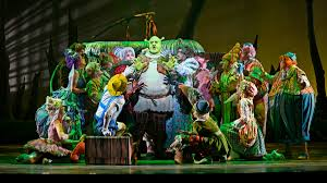 Theater review: 'Shrek the Musical' reveals its beauty, and ours – Press  Telegram