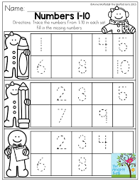 Best 25+ Numbers 1 10 ideas on Pinterest | Numbers preschool, 2 ...