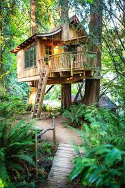 Birr Castle Tree House  Blue ForestTreehouse Accommodation Ireland