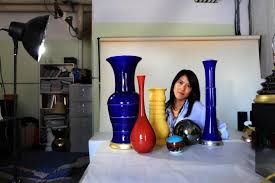 Barrington ceramic artist 'is influenced by traditional Asian designs' -  Entertainment - providencejournal.com - Providence, RI