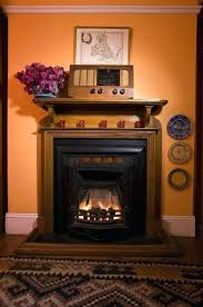 convert fireplace to wood stove