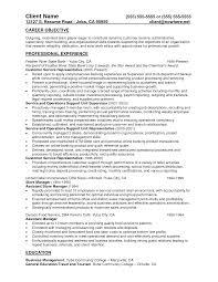 Constructionte Supervisor Resume Example Safety Sample Mechanical