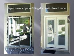 awesome sliding glass french doors best door replacement ideas on company las vegas impressive or sl