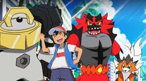 Ash Regresa a Alola!! Pokemon Capítulo 37 - YouTube