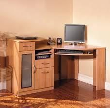 bush cherry corner computer desk attractive concept curtain on bush cherry corner computer desk