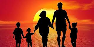 rodina, lidé, matka, otec, děti, dítě, chůze, přátelé, žena, šťastný, maminka | Pikist