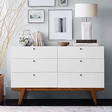 modern white dresser. Exellent White Scroll To Next Item To Modern White Dresser West Elm
