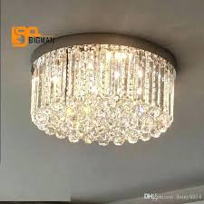 led chandelier lights new design modern led chandelier ceiling crystal lamp re living room lighting from