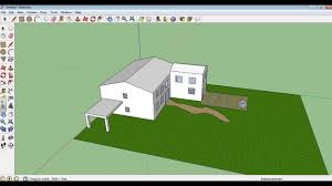 Small Picture Google Sketchup tutorial 10 Making a garden paths and patio