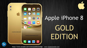 apple iphone 8 gold. apple iphone 8 gold edition concept 2017 ᴴᴰ iphone