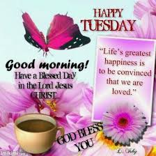Good Morning Tuesday Quotes Best of 24 Best Good Morning Happy Tuesday Quotes