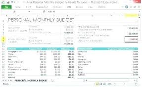 Monthly Financial Report Excel Template Packed With Monthly Report ...