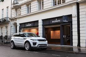 LAND ROVER Range Rover Evoque 5 Door specs - 2015, 2016, 2017 ...