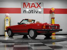 Search over 1,800 listings to find the best local deals. 1987 Mercedes 560 Sl Cu0400 Maxmotive