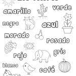 Spanish Food Coloring Pages Worksheet Young Get Coloring Page