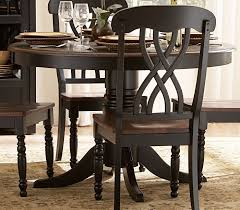 round pedestal dining table set round side table