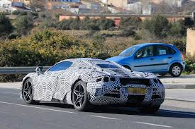 2018 mclaren p14. delighful 2018 2018 mclaren 720s p14 spied with black and white camouflage inside mclaren p14