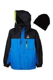 Gerry Size Chart Systems Double Jacket Hat Set Little Boys Big Boys