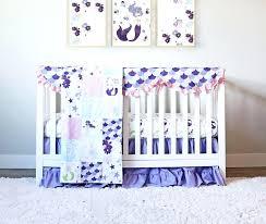mermaid crib bedding sets girl baby little set