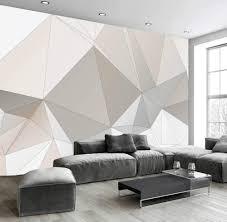 Modern Minimalist Geometric Wallpaper ...