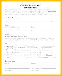 House Rules For Roommates Template Rental House Rules Mpla Printable For Roommas Room Agreement