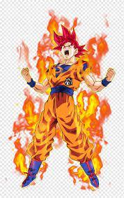 Dragon Ball Z Son Goku super sayan ...