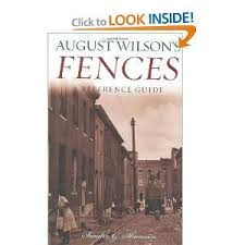wilson fences essay