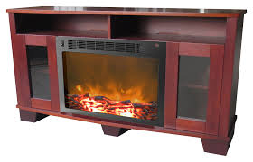 mahogany fireplaces best cambridge soro 47 in electric fireplace mantel with insert cherry