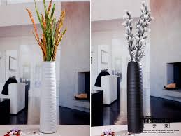 Living Room:Ceramic Flower Vase Set Of 3 Decorative Large Vases Online  Where To Buy
