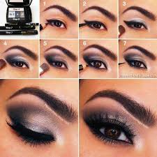 are you a smoky eye makeup addict do you want to get an eye catching party look do you like have fun at night with your friends