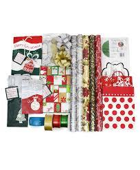 sy santa gift wrapping kit