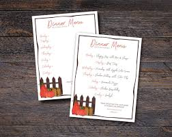 How To Design A Dinner Menu Free Printable Menu Plan Dinner Ideas For The Week 20