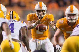 Ut Vols Projecting The Depth Chart For Tennessee 96 7