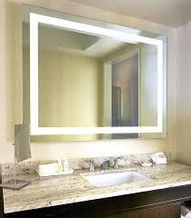 lighting behind mirror. Lighted Mirror Makeup Case Designer Bathroom Mirrors With Lights Home Behind Light Lighting L