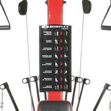 Bowflex Pr3000 Workout Chart Bowflex Pr3000 Home Gym Walmart Com