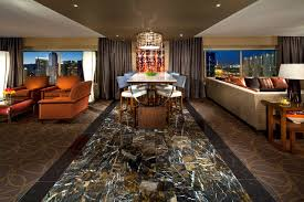 Mgm Two Bedroom Suite Hotel And Resort Two Bedroom Aria Suites Las Vegas Living Room