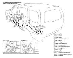 nissan xterra wiring diagram nissan wiring diagrams online