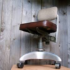 industrial office chair. Vintage Industrial Office Chair T