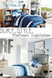 research to see what kinds of beachy surf rooms inspired me most and how we could create that beach surf vibe in his room in a youthful and modern way